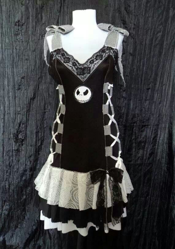 The 25+ best Nightmare before christmas dress ideas on Pinterest ...