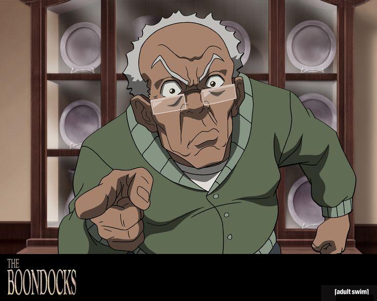 boondocks cartoon   Yeeah Boy!: Boondocks Season 3 Starts May 2nd
