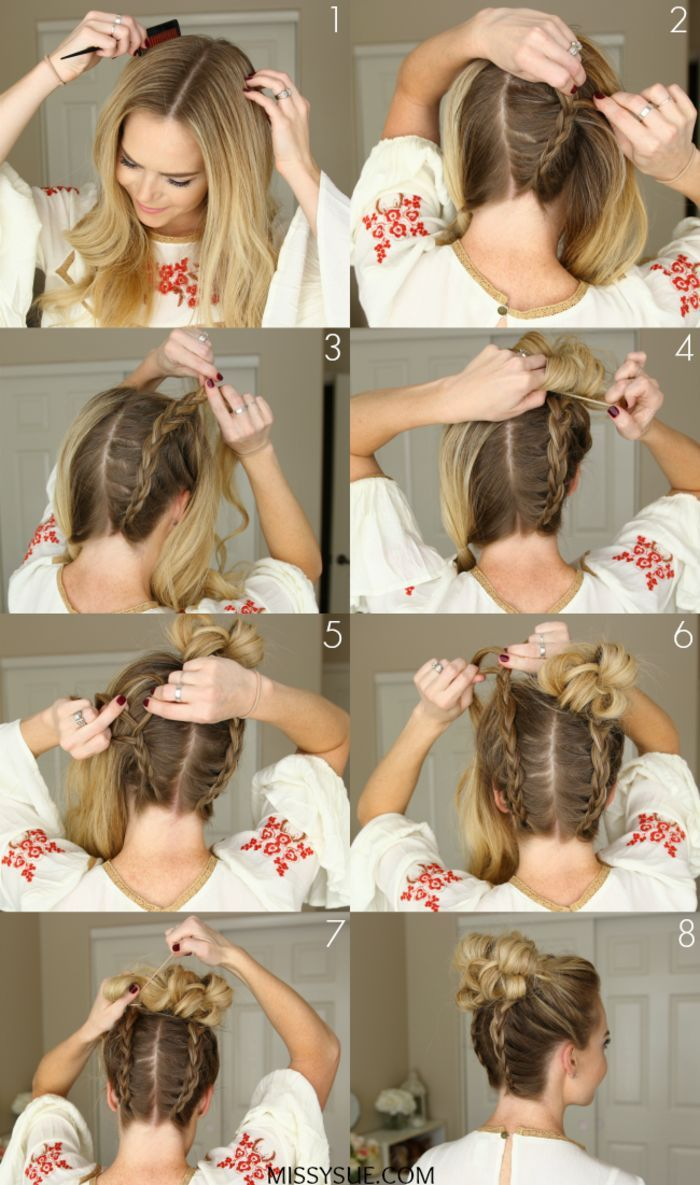 ▷ 1001 + Festliche Frisuren zum Inspirieren und Umgestalten