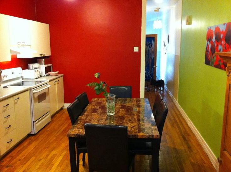 4 Bedrooms, 1 bathroom in Montreal, Quebec and with Private Garden for $600 per week on TripAdvisor