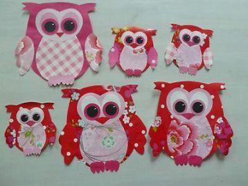 ≥ Uilen van behang muur decoratie kinderkamer ! of behangboom - Kinderkamer | Inrichting en Decoratie - Marktplaats.nl 7 euro