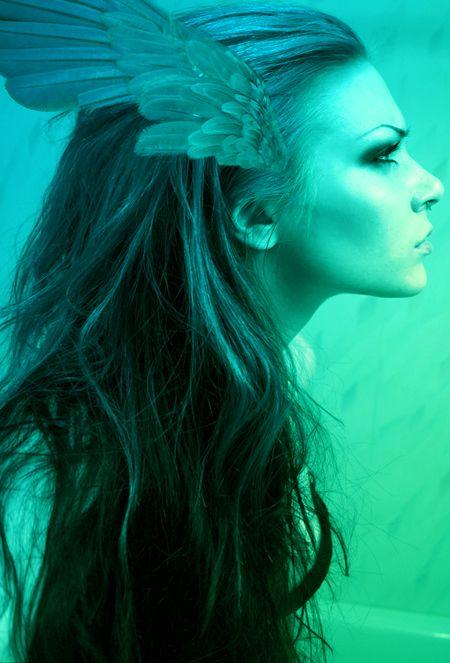 Siren (as in Greek mythology)