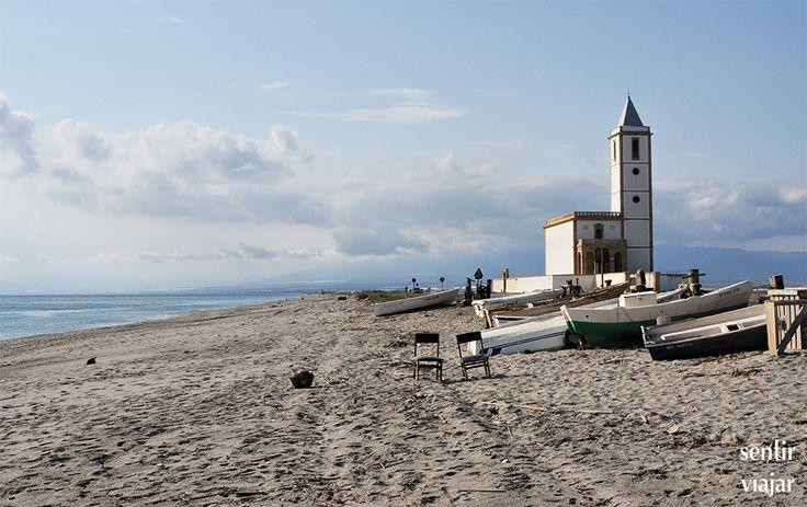 Salinas del Cabo de Gata . #Almeria #Cabodegata #playa #Spain