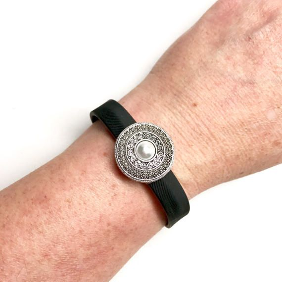 Fitness Band Bling Accessory - Marrakesh - for Fitbit Flex 2, Charge 2, Fitbit Charge HR, Fitbit Charge