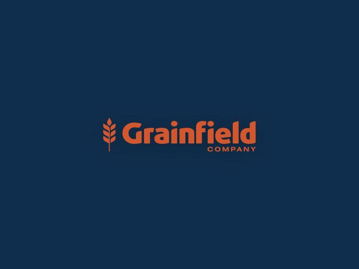 Grainfield Logo. Option 2