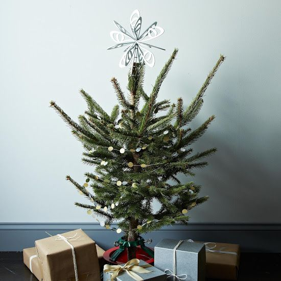 Large Modern Laser-Cut Christmas Tree Topper on Food52. Get it here: http://food52.com/provisions/products/487-large-modern-laser-cut-christmas-tree-topper. #Food52