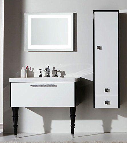 Oltre 25 fantastiche idee su cassetti del bagno su pinterest organizzazione cassettiera del - Specchiera bagno amazon ...