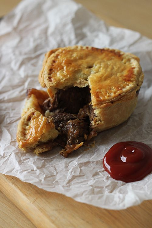 food on paper: Beef & Guinness Pies #oliveoil #recipe (via foodonpaper.com)
