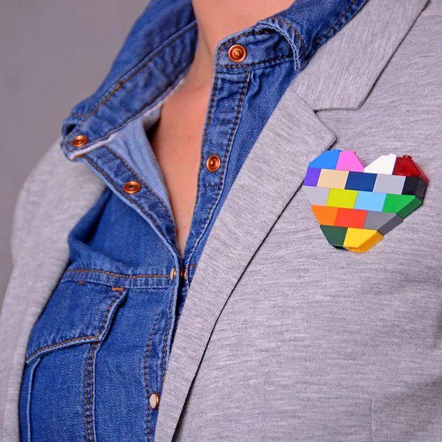 """Новый тренд: украшения и аксессуары из деталей """"Лего"""""""
