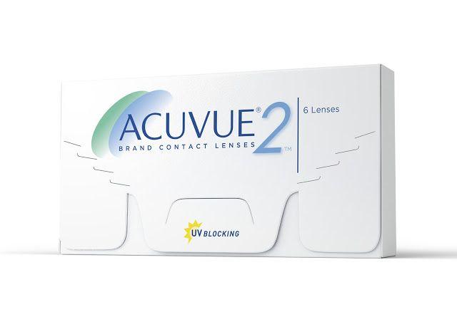 Minha experiência com lentes de contato Acuvue 2