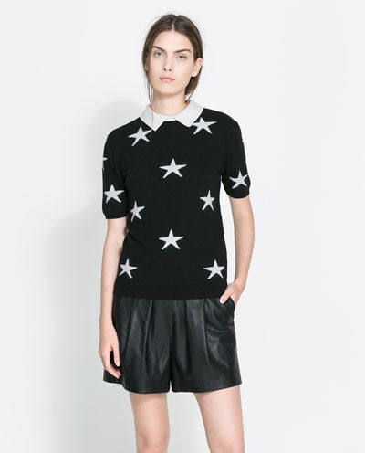 Image 2 of STARS SWEATER from Zara