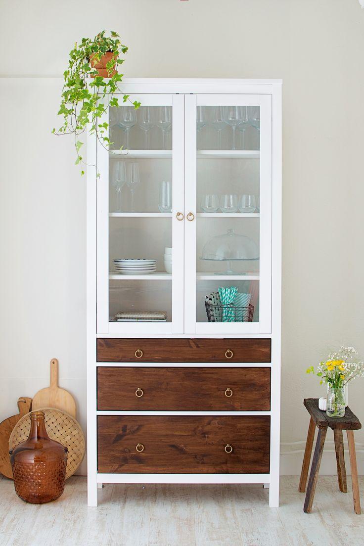 Best 25+ Display cabinets ikea ideas on Pinterest | Grey display ...