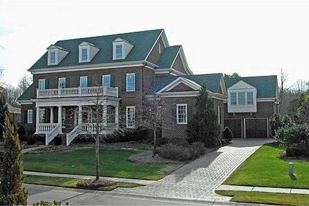 Ron rivera 39 s house charlotte north carolina famous for The charlotte house