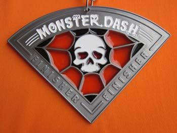 Monster Dash 5k, Chicago