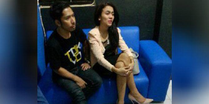 Artis AS ditangkap polisi Surabaya