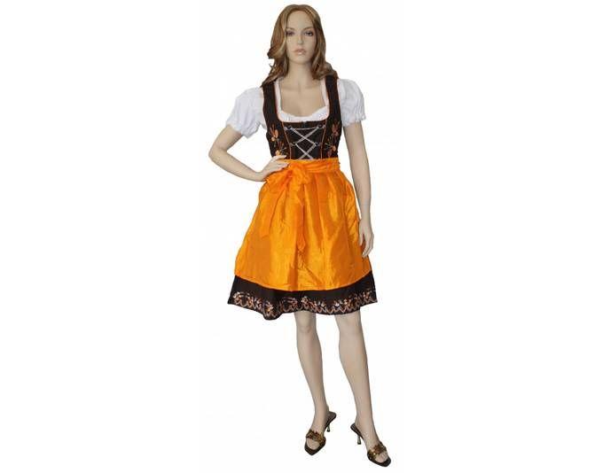 3er Midi Dirndl SET Dirndel Fasching Orange [Größe: 46] Jetzt bestellen unter: https://mode.ladendirekt.de/damen/bekleidung/kleider/dirndl/?uid=f1883704-15cf-5ed5-9648-21c095a29e0f&utm_source=pinterest&utm_medium=pin&utm_campaign=boards #dirndl #kleider #bekleidung