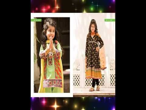 Kayseria Ladli Eid Collection 2017 for Kids Catalogue