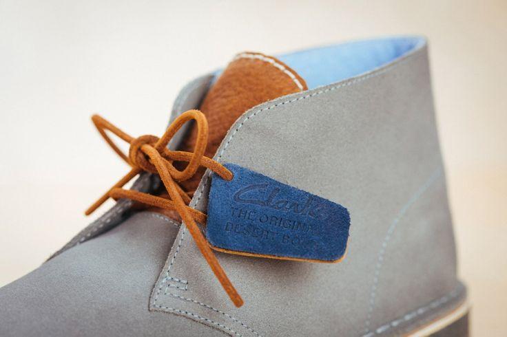 Herschel x Clarks Originals Desert Boot | Man of Many