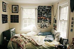 love cute life Cool hippie hipster room design sleep follow back Home indie Grunge bed Cuddle bohemian cozy Window pillows messy