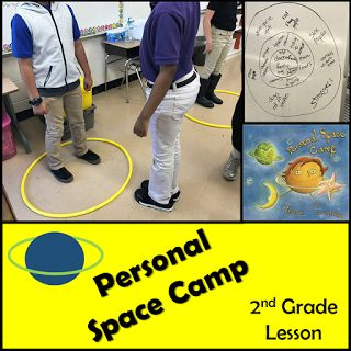Personal Space Camp - 2nd Grade Lesson