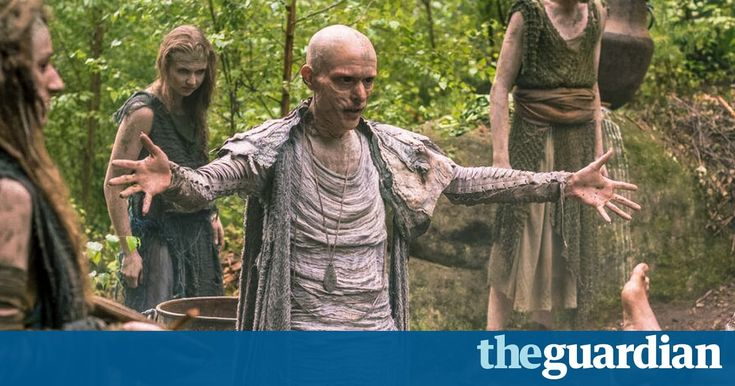 The playwright's venture into big-budget television is a heady combination of horrible history and dollops of British 'folk horror'. But did any of it actually exist?