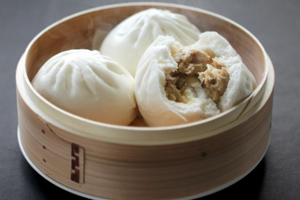 Bao or Baozi, refers to a style of steamed and stuffed buns popular in a variety of Chinese culinary traditions. They can be filled with anything from meat and vegetables, to bean paste and custard.
