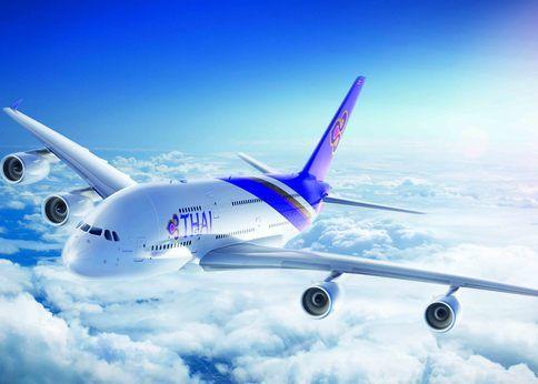 旅作家小林希さんが提案する!女子旅レポート羽田空港からタイが始まる! 女子心くすぐるタイ国際航空でバンコクへ!