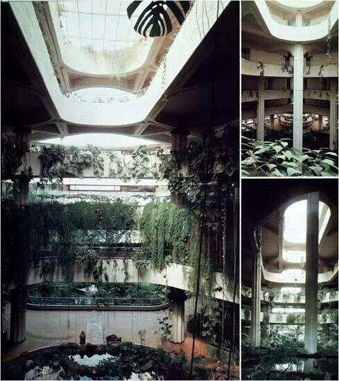 Hotel Las Salinas. Fernando Higueras