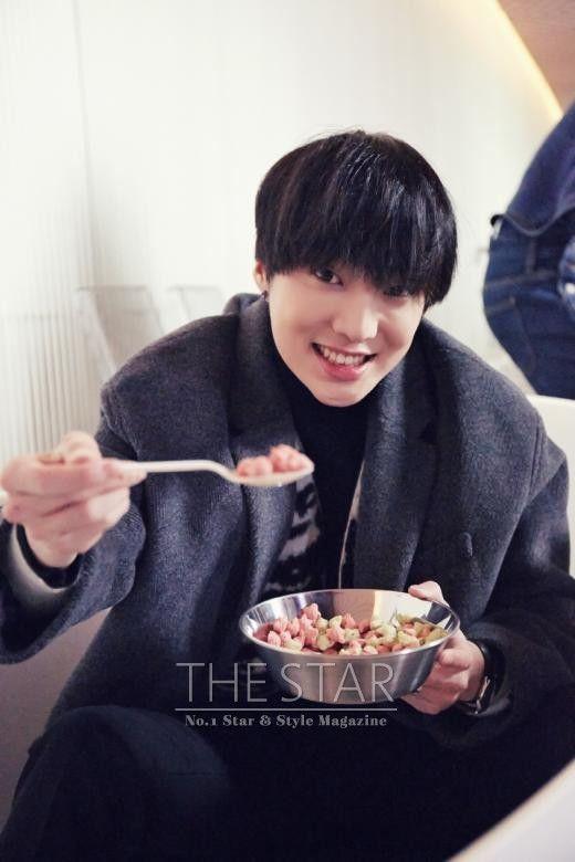 Kang Seung Yoon Winner - The Star Magazine December Issue '14