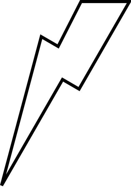 Lightening Bolt Clip Art Vector Clip Art Online Royalty