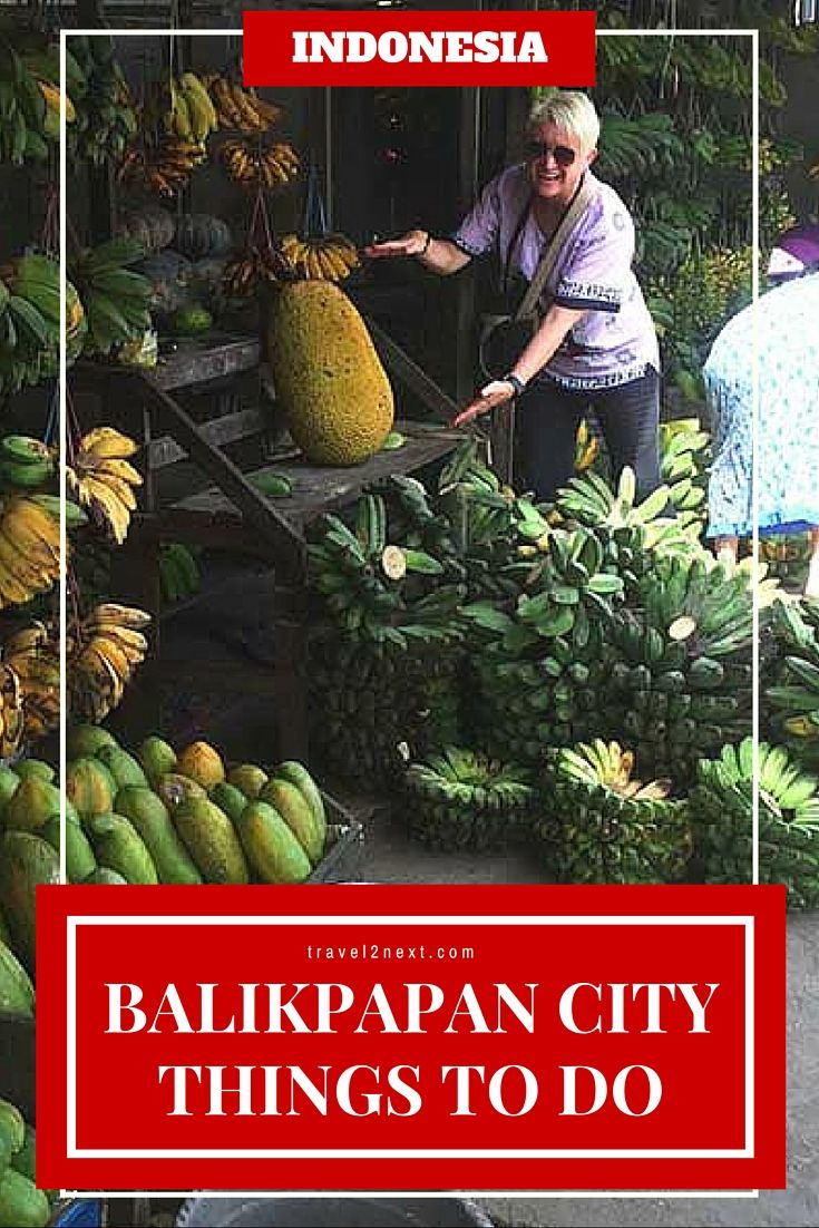Balikpapan is the sprawling capital city of East Kalimantan, a district in Indonesian Borneo. It lies on the east coast of Borneo and is Kalimantan's only cosmopolitan city. Balikpapan has a population of around 600,000.