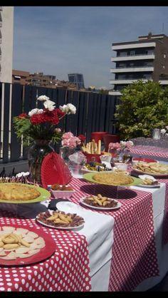 decoracion fiesta andaluza - Buscar con Google
