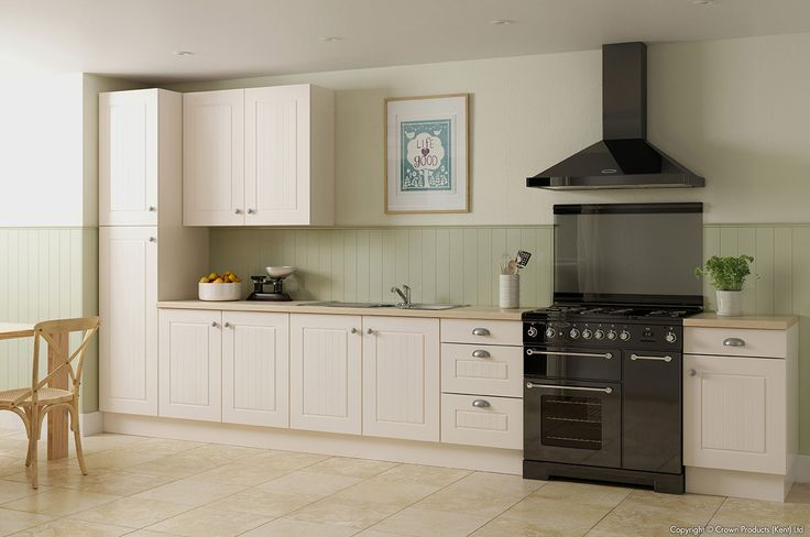 Academy Cordoba Traditional Kitchen in Oyster