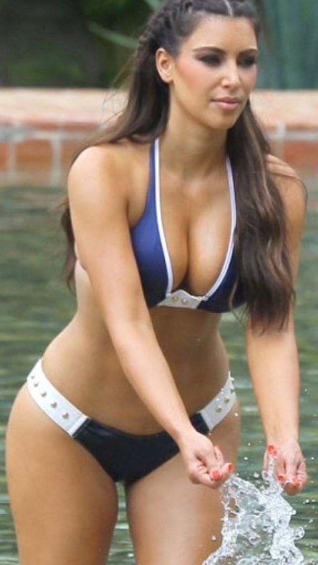 Kim Kardashian Hintern