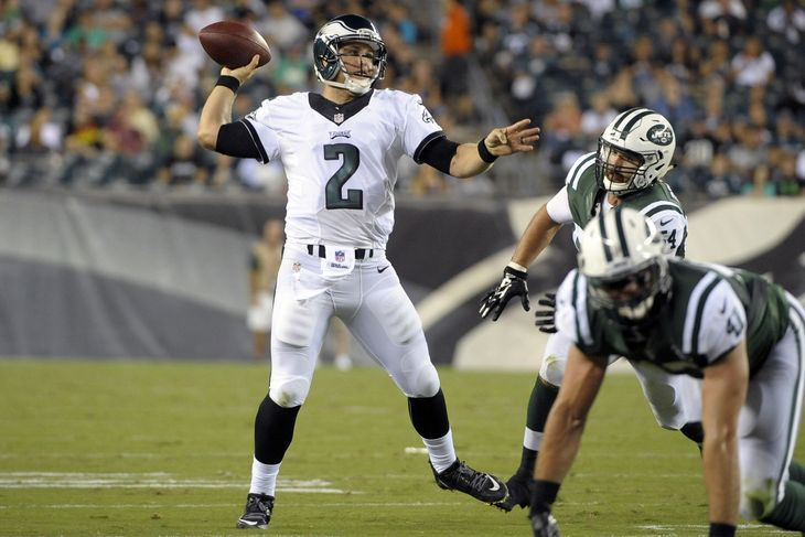 Catch the action here.  The Philadelphia Eagles 2015 #NFLpreseason schedule finishes up this week. The Eagles are scheduled to play the New York Jets at 4:00 p.m. ET on Thursday night in NFL Preseason Week 4 action.