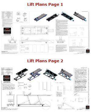 Lift plans pages 1 2 bike pinterest garage workshop for Garage with lift plans
