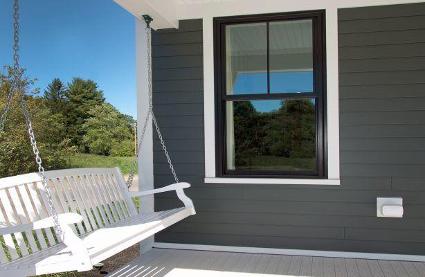 Benefits Of Vinyl Replacement Windows Exterior Paint