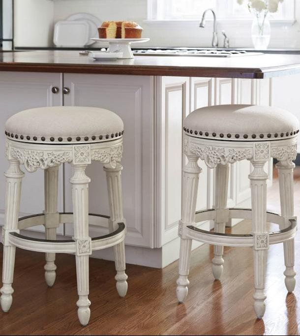 Provencal Grapes Swivel Backless Bar And Counter Stools Counter Stools Bar Stools Backless Bar Stools