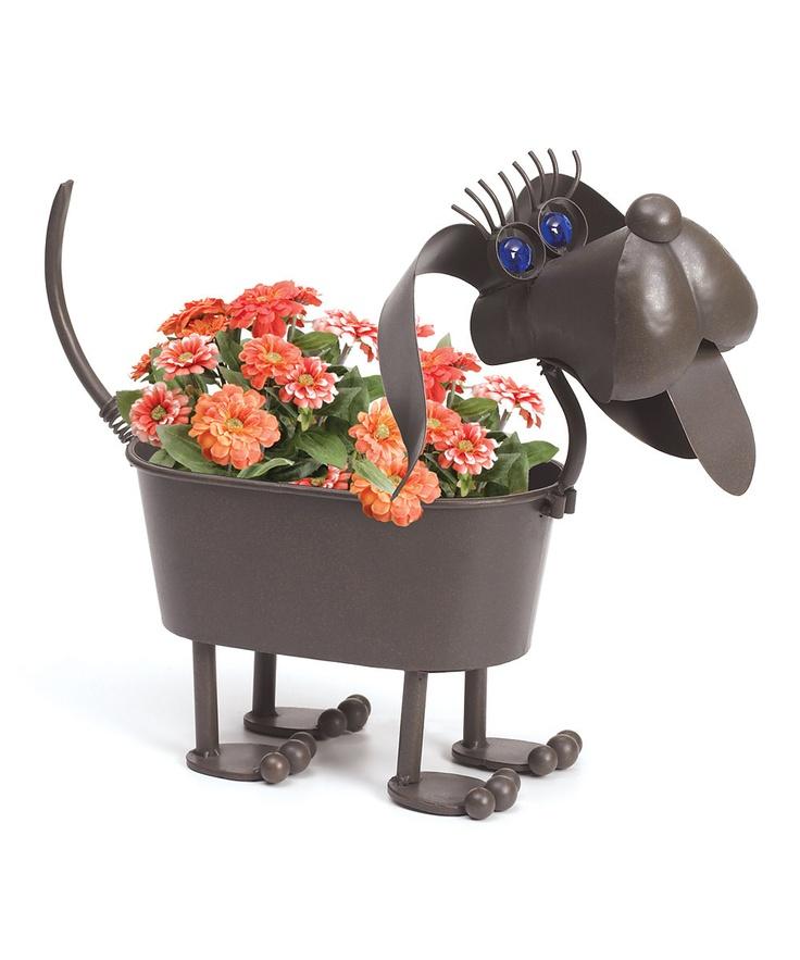 Georgetown Home And Garden Weiner Dog Planter See Best Ideas About Weiner Dogs Planters And Dog