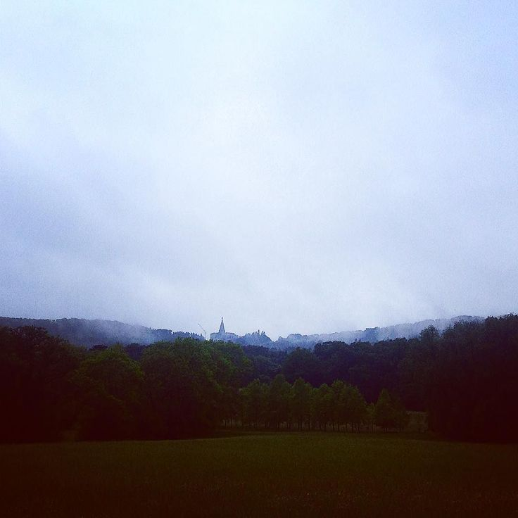 #running #hills // #kassel #herkules #bergpark #unesco #worldheritage #travel #fog #weather #clouds #foggy #cloudporn #overcast #run #runner #cardio #fitness #outdoor #outdoorwomen #adventure #beastmode #thehardway #intothewild #naturelovers #nature #evening #nike #asics #nopainnogain by naslikinsey http://bit.ly/AdventureAustralia