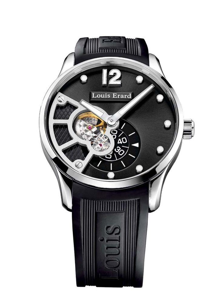 17 best images about watches tag heuer deep sea amazon com louis erard men s 30208as12 bde07 1931 automatic fine black rubber watch