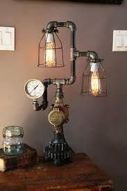 steampunk bedroom - Google Search
