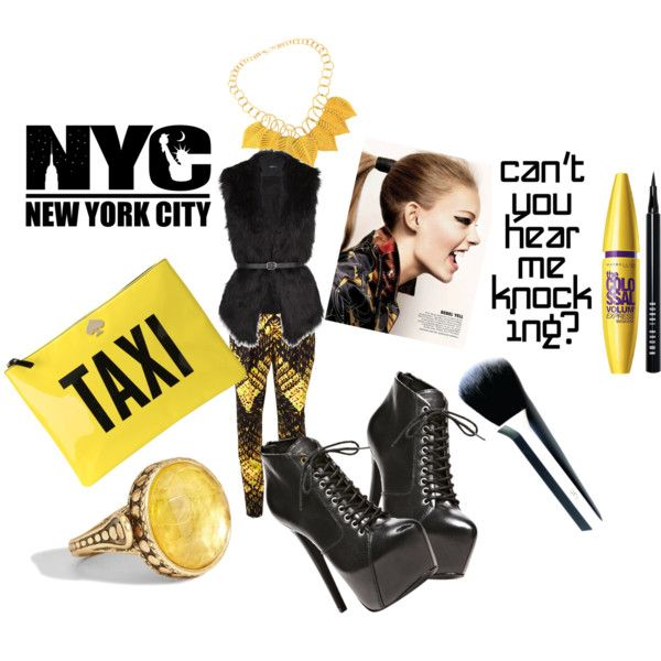 """""""Taxi"""" by judit-vilimi on Polyvore"""