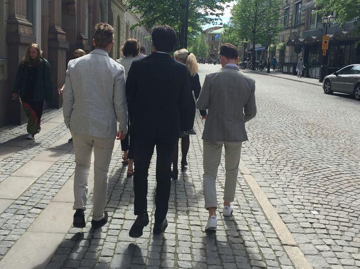 Johan, Simon & Hjalmar