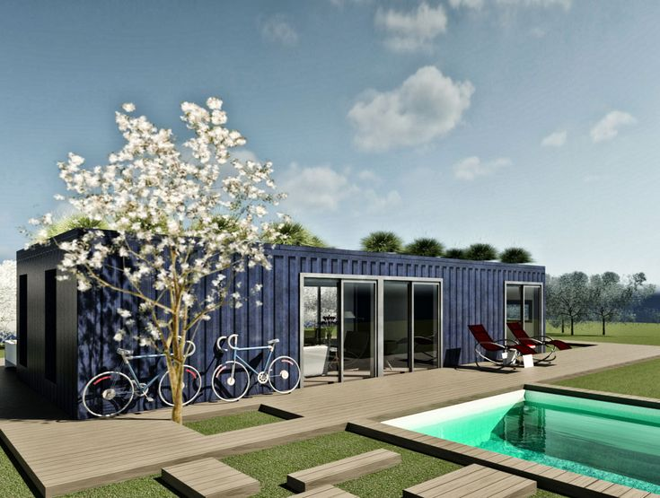 CASA CONTAINER A – Architectural Code