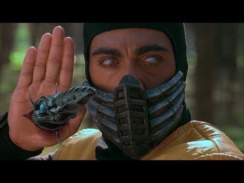 Mortal Kombat Movie - Reptile VS Liu Kang - YouTube