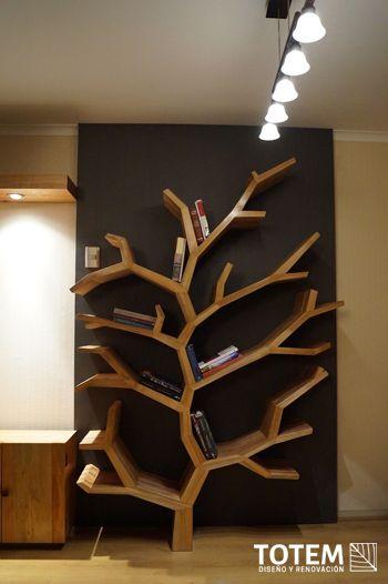 17 mejores ideas sobre libreros de madera en pinterest for Repisas estilo industrial
