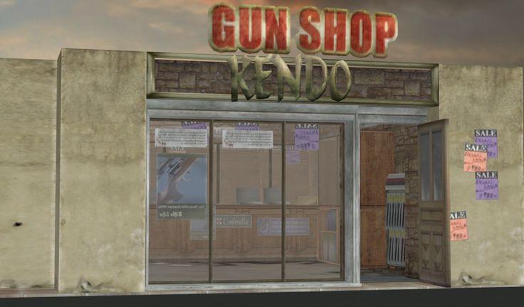Kendo Shop Re-Mastered (W.I.P) by bstylez.deviantart.com on @DeviantArt