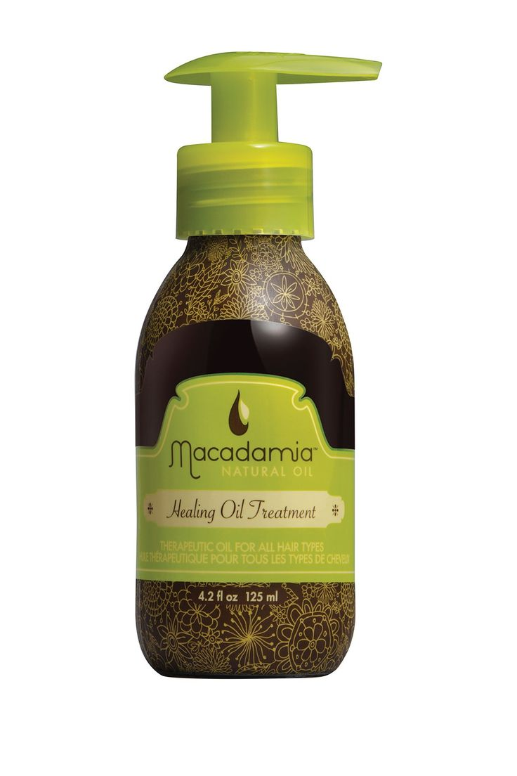 Macadamia Hair | Healing Oil Treatment