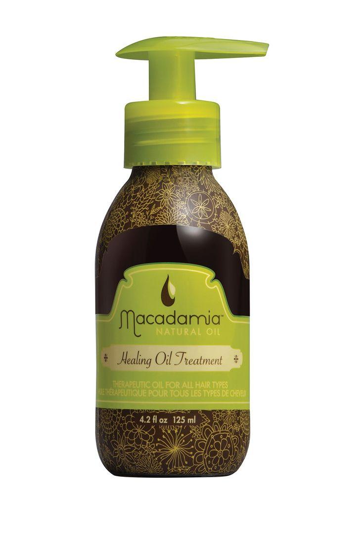 Macadamia Hair | Healing Oil Treatment